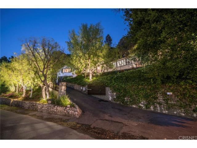11730 El Cerro Lane, Studio City, CA 91604 (#SR18199489) :: Golden Palm Properties