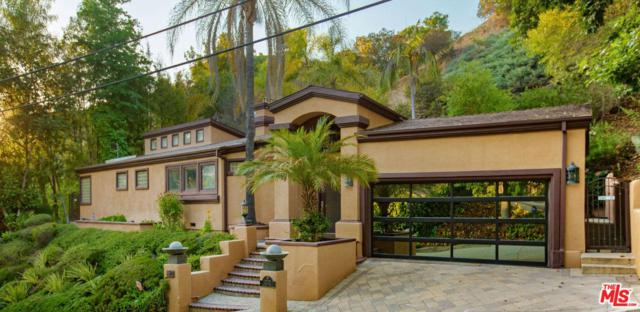 2725 Ellison Drive, Beverly Hills, CA 90210 (#18375652) :: DSCVR Properties - Keller Williams