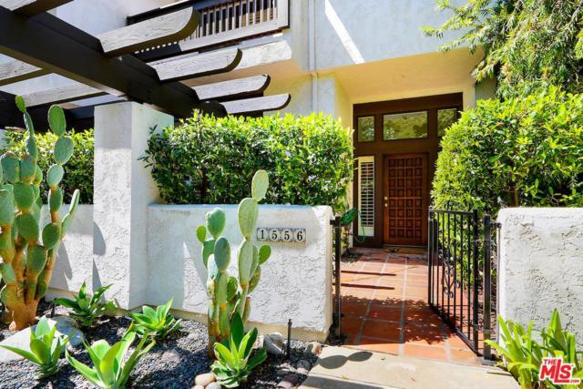 1556 Michael Lane, Pacific Palisades, CA 90272 (#18376398) :: Golden Palm Properties