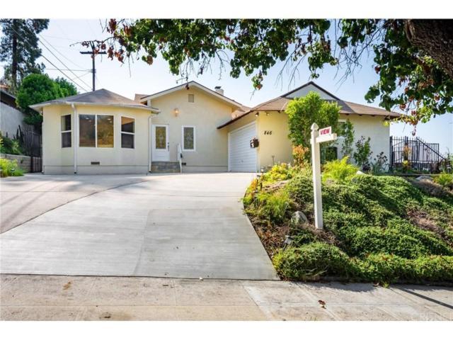 846 Groton Drive, Burbank, CA 91504 (#SR18199696) :: Golden Palm Properties