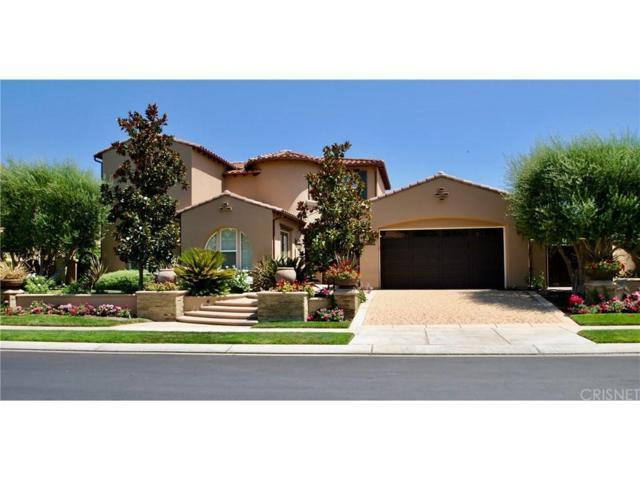 3970 Prado Del Trigo, Calabasas, CA 91302 (#SR18198746) :: Golden Palm Properties