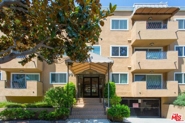 705 Westmount Drive #201, West Hollywood, CA 90069 (#18376240) :: Golden Palm Properties