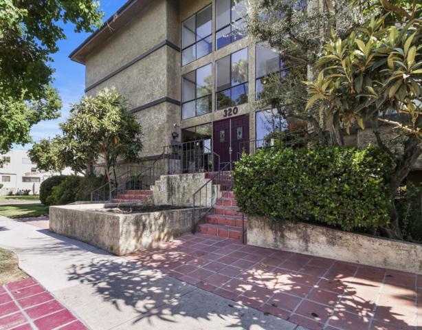 320 E Stocker Street #205, Glendale, CA 91207 (#318003286) :: Fred Howard Real Estate Team