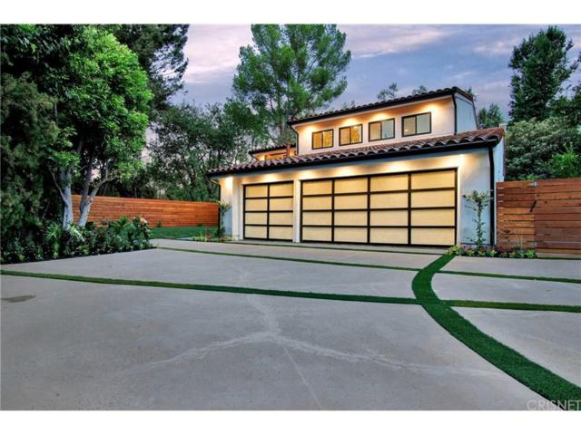 4020 Park Melinda, Calabasas, CA 91302 (#SR18199672) :: Golden Palm Properties