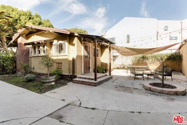 1034 Bay Street, Santa Monica, CA 90405 (#18376258) :: Golden Palm Properties