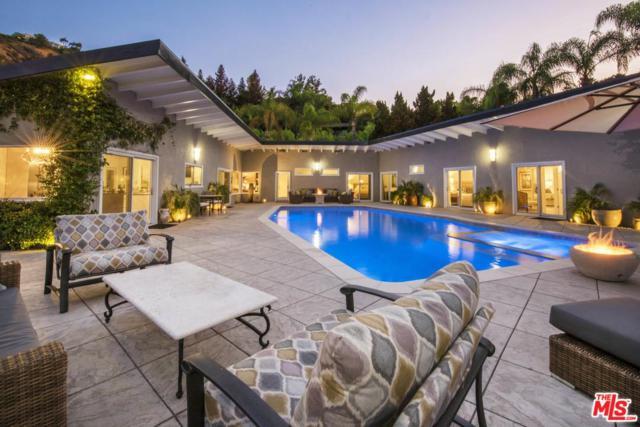 11095 Wrightwood Lane, Studio City, CA 91604 (#18376654) :: Golden Palm Properties