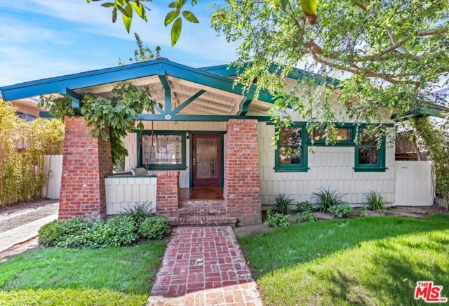 502 Raymond Avenue, Santa Monica, CA 90405 (#18376496) :: Golden Palm Properties