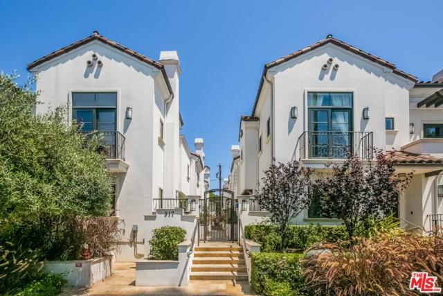 917 19TH Street #106, Santa Monica, CA 90403 (#18372928) :: Golden Palm Properties