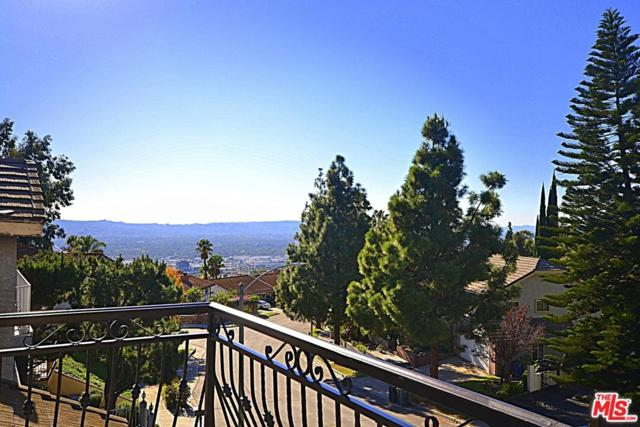 515 S Via Montana, Burbank, CA 91501 (#18376628) :: Golden Palm Properties