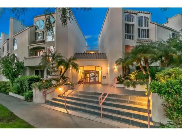4242 Stansbury Avenue #107, Sherman Oaks, CA 91423 (#SR18197340) :: Golden Palm Properties