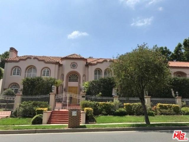 1275 Benedict Canyon Drive, Beverly Hills, CA 90210 (#18376612) :: Golden Palm Properties