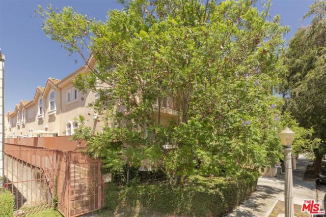 14249 Dickens Street #105, Sherman Oaks, CA 91423 (#18376772) :: Golden Palm Properties