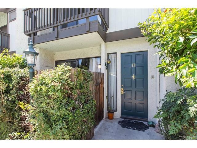 4214 Troost Avenue #13, Studio City, CA 91604 (#SR18199312) :: Golden Palm Properties