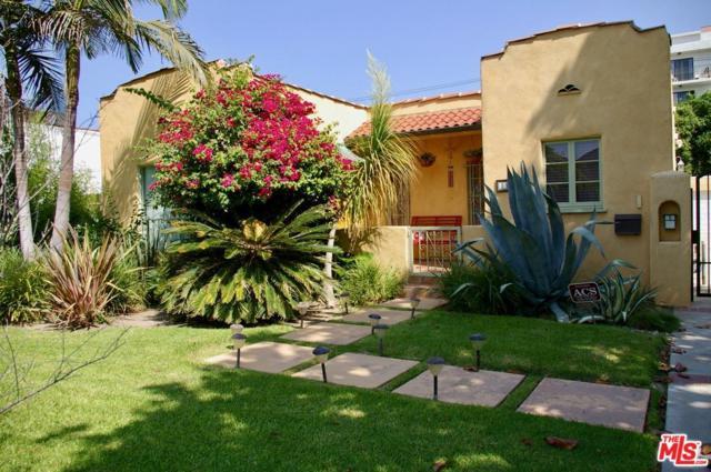 11161 Blix Street, Toluca Lake, CA 91602 (#18376790) :: Golden Palm Properties