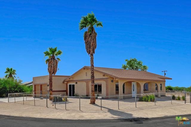 16980 Via Montana, Desert Hot Springs, CA 92240 (#18374980PS) :: TruLine Realty