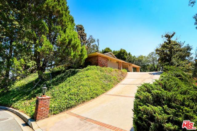 1045 Carolyn Way, Beverly Hills, CA 90210 (#18376218) :: Golden Palm Properties