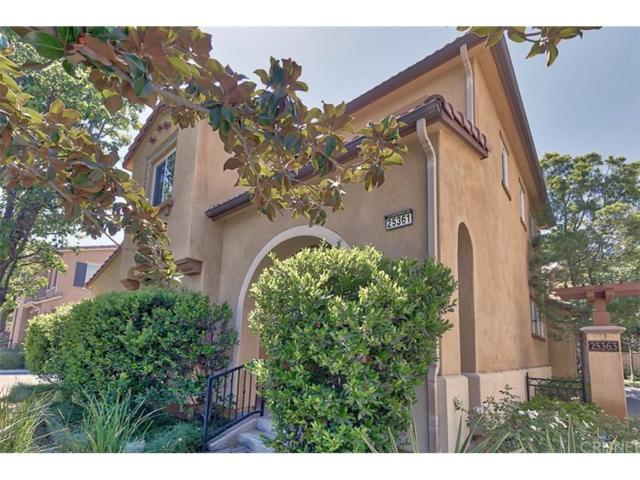 25361 Playa Serena, Valencia, CA 91381 (#SR18199335) :: Paris and Connor MacIvor