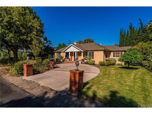 4554 Sancola Avenue, Toluca Lake, CA 91602 (#SR18198007) :: Golden Palm Properties