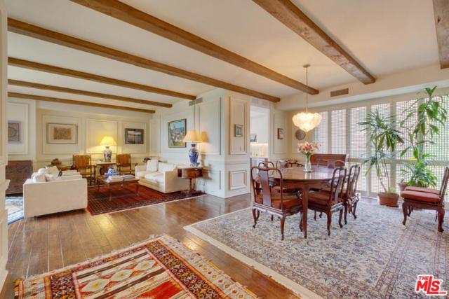 515 Ocean Avenue 407N, Santa Monica, CA 90402 (#18376120) :: Golden Palm Properties