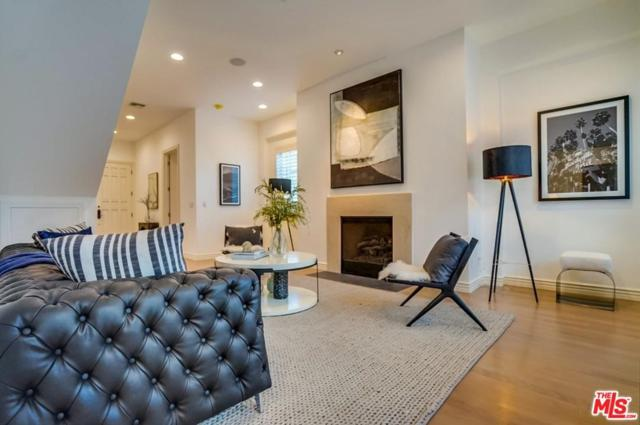 9014 Norma Place, West Hollywood, CA 90069 (#18369348) :: Golden Palm Properties
