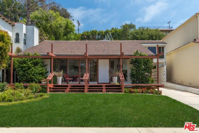 650 Haverford Avenue, Pacific Palisades, CA 90272 (#18375014) :: Golden Palm Properties