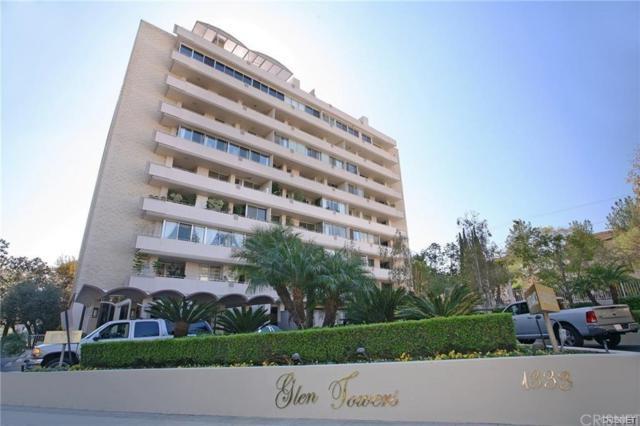 1333 S Beverly Glen Boulevard #704, Westwood - Century City, CA 90024 (#SR18200951) :: Golden Palm Properties