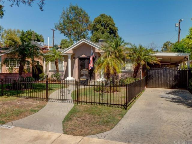 5742 Cedros Avenue, Sherman Oaks, CA 91411 (#SR18195595) :: Golden Palm Properties
