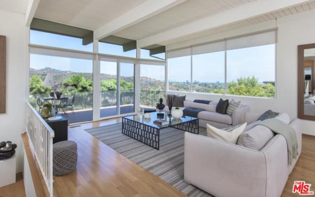 1338 Chautauqua Boulevard, Pacific Palisades, CA 90272 (#18376452) :: Golden Palm Properties