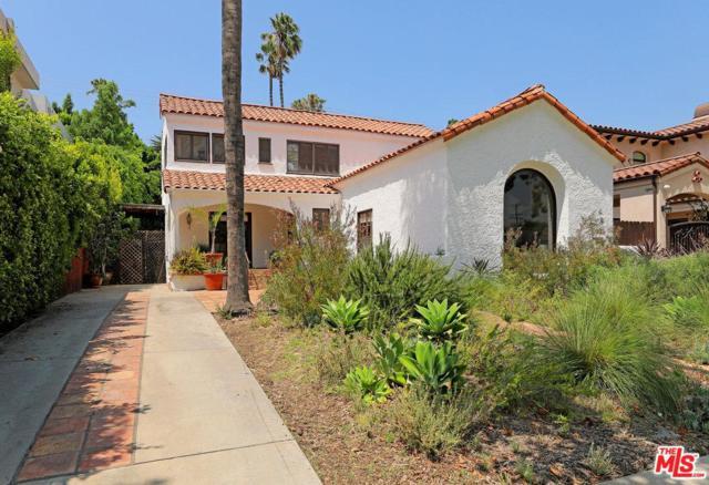 317 S Oakhurst Drive, Beverly Hills, CA 90212 (#18375716) :: Golden Palm Properties