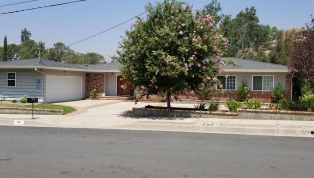 9661 Sombra Valley Drive, Shadow Hills, CA 91040 (#318003339) :: The Fineman Suarez Team