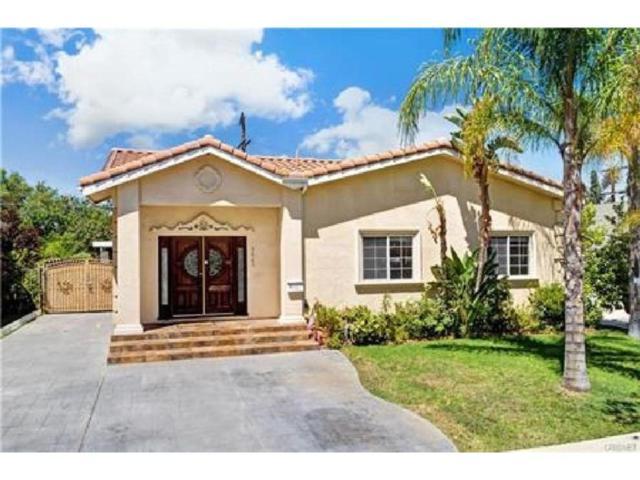 5865 Texhoma Avenue, Encino, CA 91316 (#SR18201233) :: Golden Palm Properties