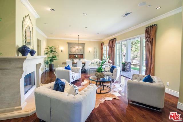 4734 Viviana Drive, Tarzana, CA 91356 (#18377032) :: Golden Palm Properties