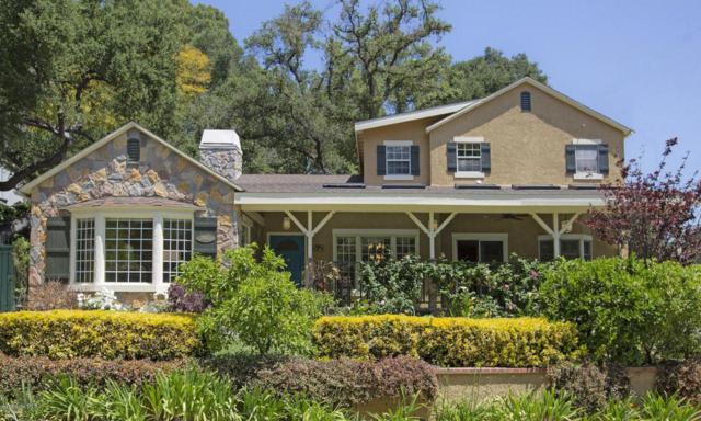 1447 Hillside Drive, Glendale, CA 91208 (#818004107) :: Golden Palm Properties