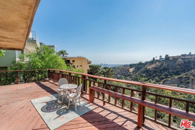 1879 Sunset Plaza Drive, Los Angeles (City), CA 90069 (#18376610) :: Golden Palm Properties