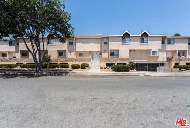 4315 W 145TH Street #16, Lawndale, CA 90260 (#18377202) :: Golden Palm Properties