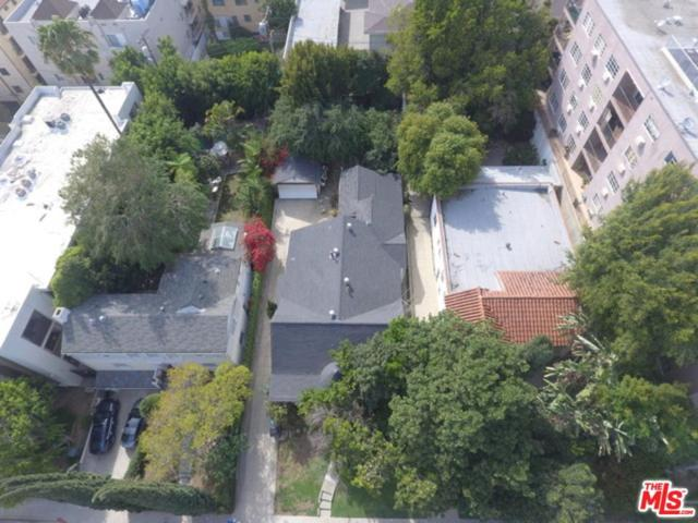 1229 N Olive Drive, West Hollywood, CA 90069 (#18377204) :: Golden Palm Properties