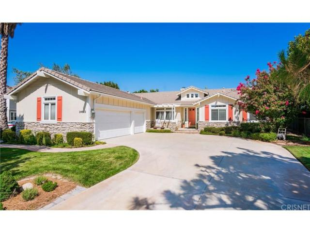 24812 Horseshoe Lane, Newhall, CA 91321 (#SR18201234) :: Paris and Connor MacIvor