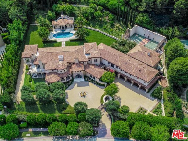 44 Beverly Park Circle, Beverly Hills, CA 90210 (#18376490) :: Golden Palm Properties