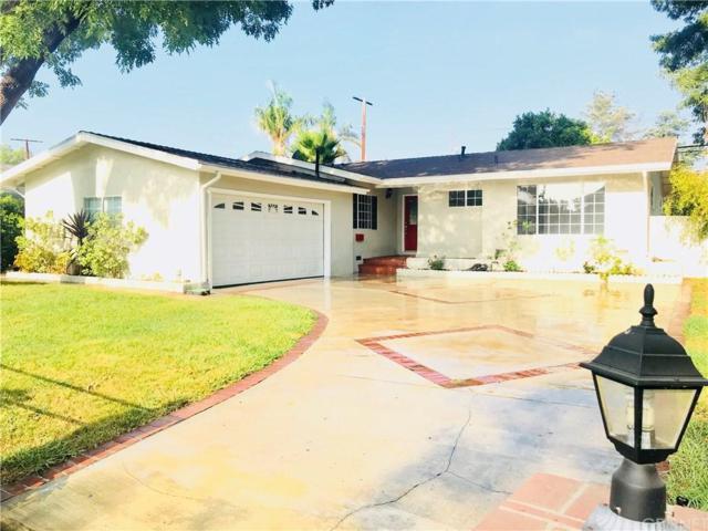 6921 Lena Avenue, West Hills, CA 91307 (#SR18201633) :: TruLine Realty