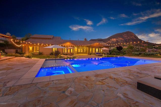 2052 Shadow Creek Drive, Agoura Hills, CA 91301 (#218010471) :: TruLine Realty