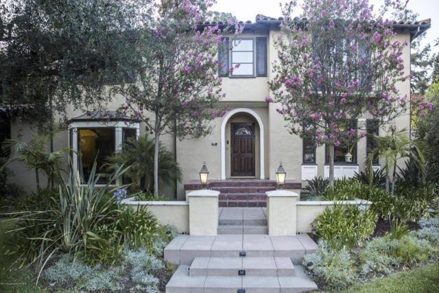 971 Rosemount Road, Glendale, CA 91207 (#818004114) :: TruLine Realty