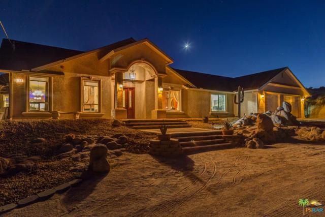 57956 Bandera Road, Yucca Valley, CA 92284 (#18377218PS) :: Lydia Gable Realty Group