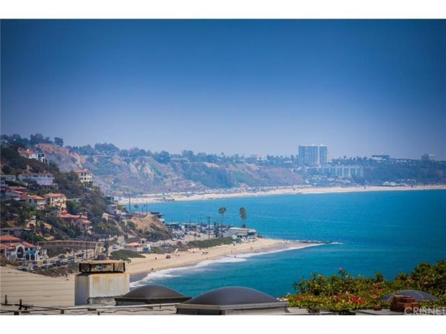18203 Coastline Drive #9, Malibu, CA 90265 (#SR18202013) :: Golden Palm Properties