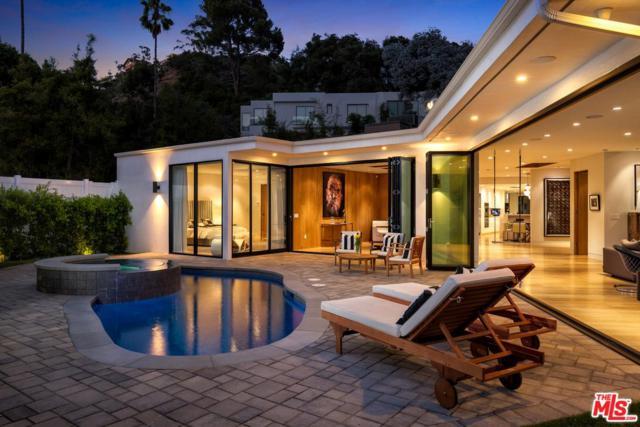 9565 Cherokee Lane, Beverly Hills, CA 90210 (#18376596) :: Golden Palm Properties