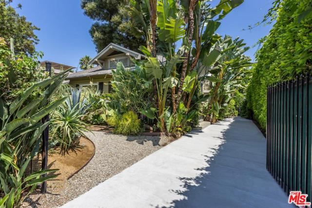 1528 N Curson Avenue, Los Angeles (City), CA 90046 (#18347950) :: Golden Palm Properties