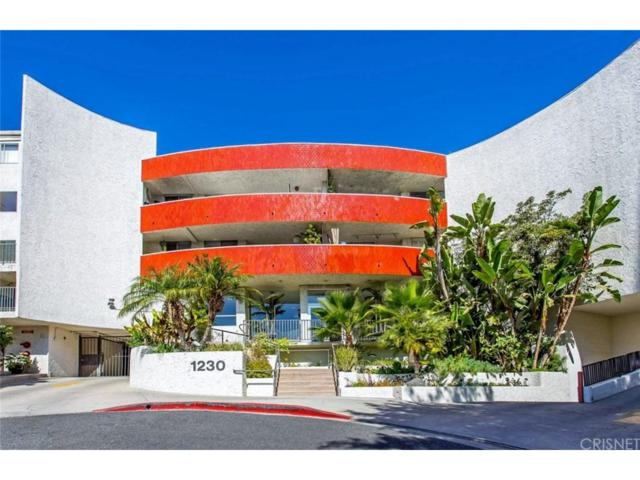 1230 Horn Avenue #606, West Hollywood, CA 90069 (#SR18202520) :: Golden Palm Properties