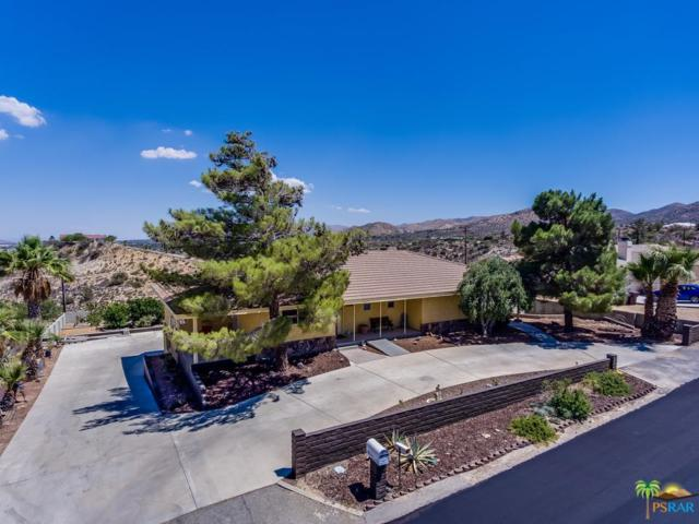 7765 Arrowhead Drive, Yucca Valley, CA 92284 (#18377396PS) :: Fred Howard Real Estate Team