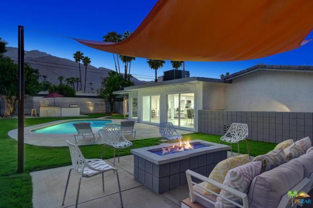 1691 E Ocotillo Avenue, Palm Springs, CA 92264 (#18376060PS) :: TruLine Realty