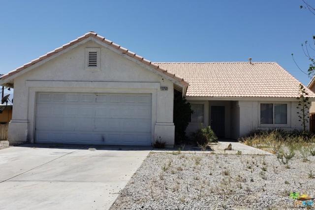 13753 Inaja Street, Desert Hot Springs, CA 92240 (#18378084PS) :: Fred Howard Real Estate Team