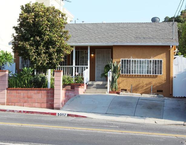 5517 Via Marisol, Los Angeles (City), CA 90042 (#318003382) :: Fred Howard Real Estate Team